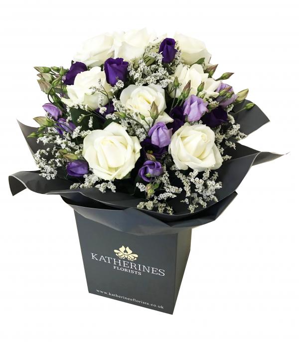 Katherine's Bespoke Perfect Romance Flowers Bouquet