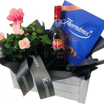 Luxury Rosé Wine Gift Hamper
