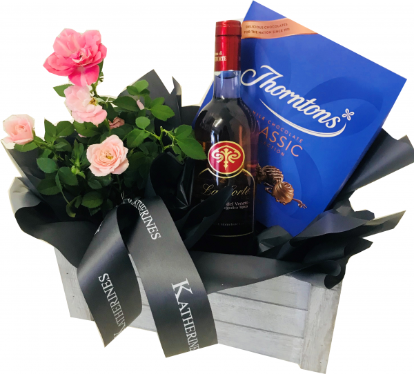 Luxury Rosé Wine Gift Hamper