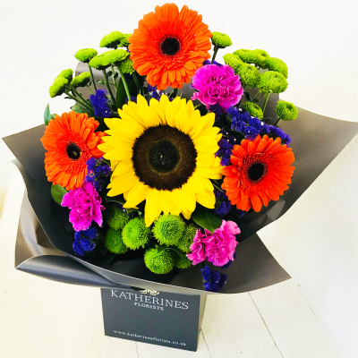 Perfect Pimms Flowers Bouquet