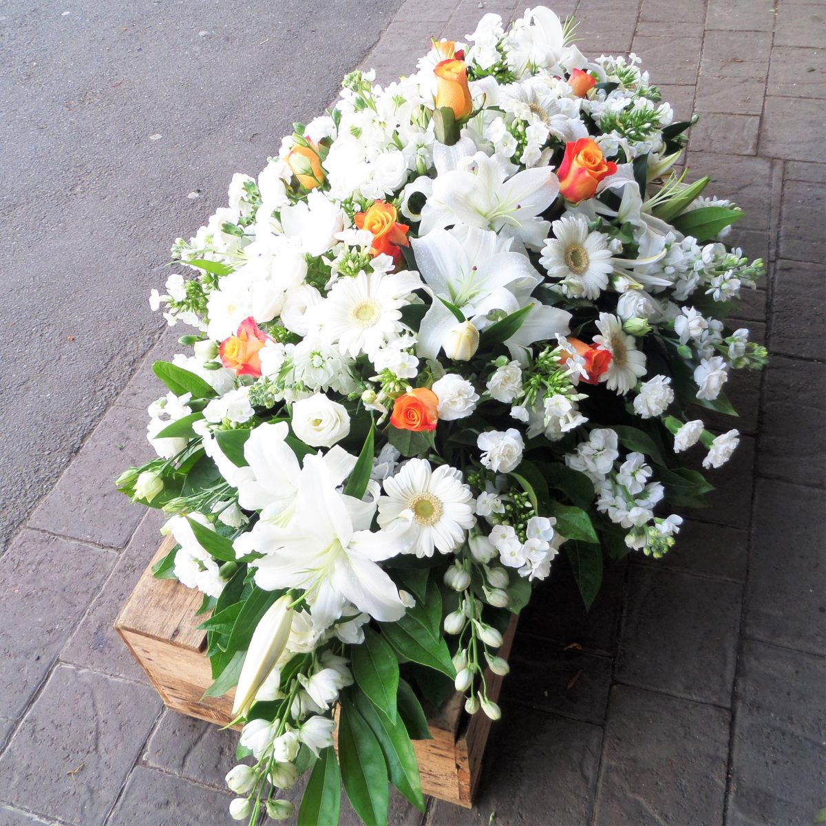 Hindu Funeral Tributes Katherines Florists