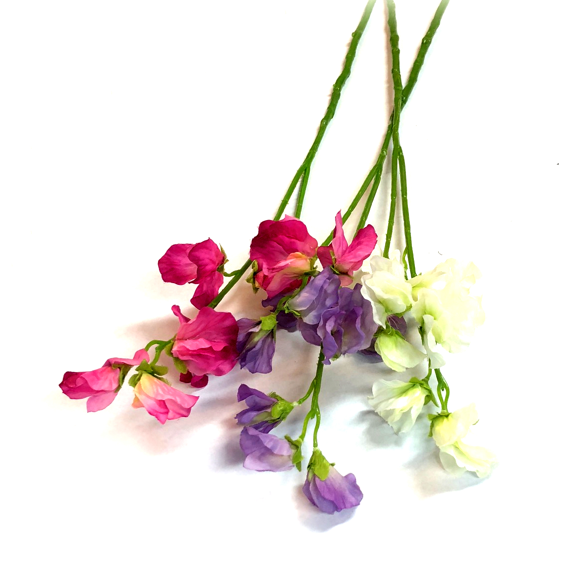 Silk Sweetpeas Katherines Florists