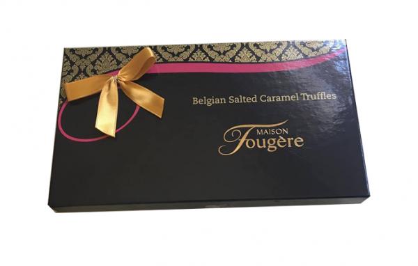 Belgian Salted Caramel Truffles (170g)