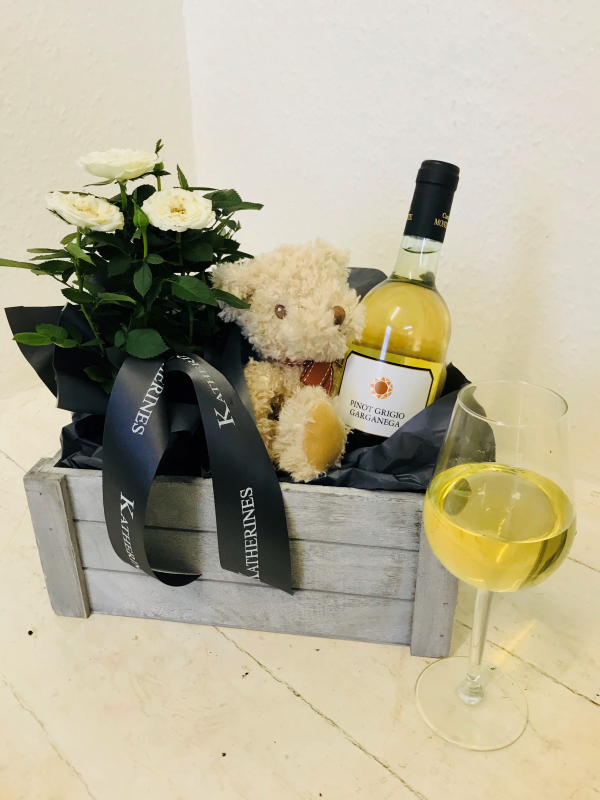 'It's A Boy' Celebration Gift Basket