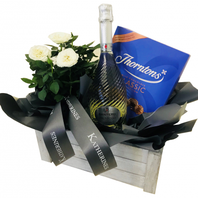 Large White Prosecco Hamper