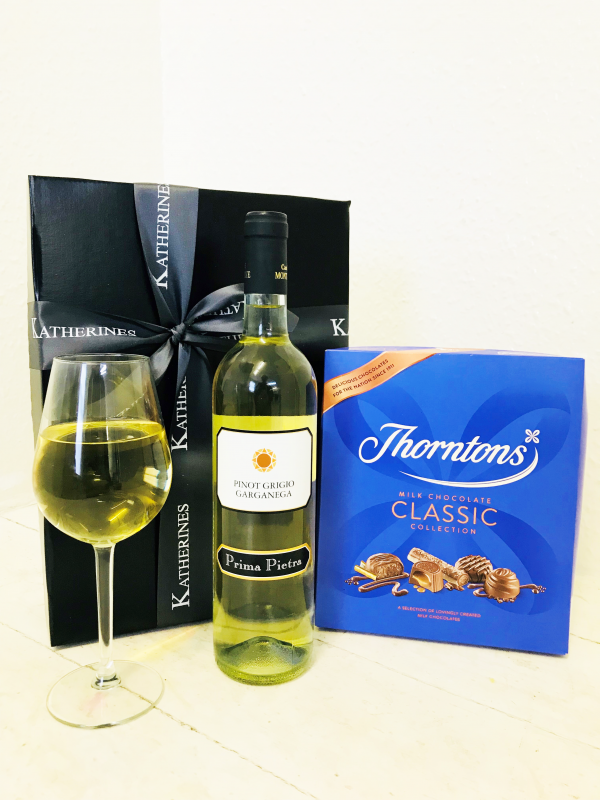 Wine and Chocolate Hampers