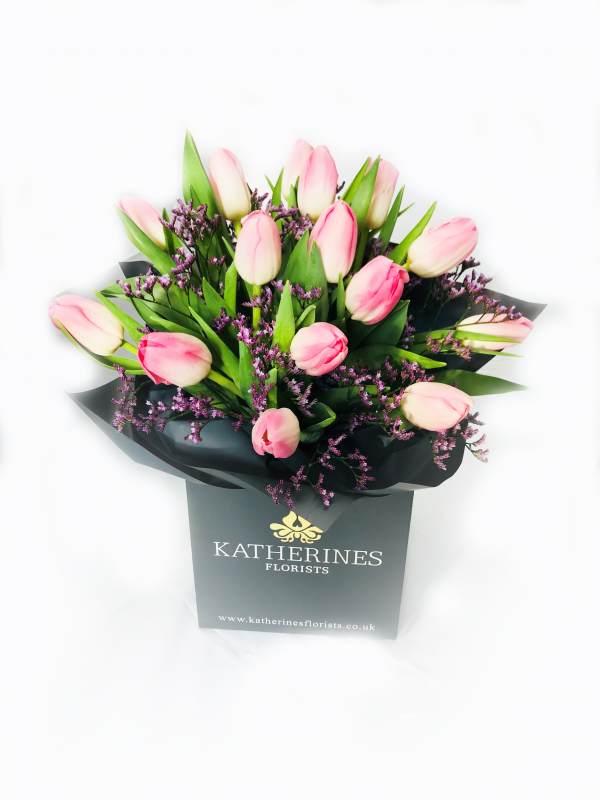Tantalising Tulips Flowers Bouquet