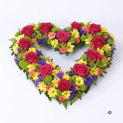 Open Heart - Vibrant