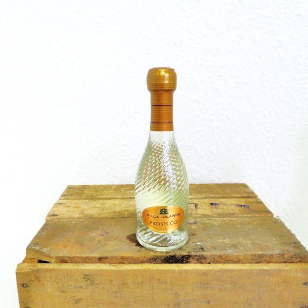 Baby Santero Prosecco or Villa Jolanda Pinot Rose
