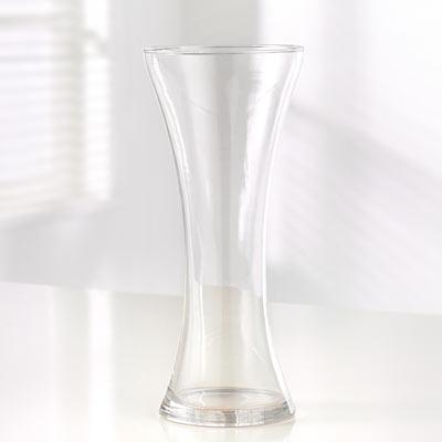 Tall Slim Glass Vase