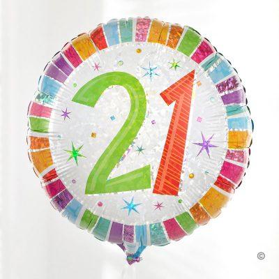 Special Birthay Balloons